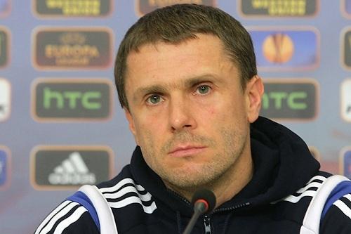 Сергей РЕБРОВ: «И для нас, и для «Стяуа» это важнейшая игра»