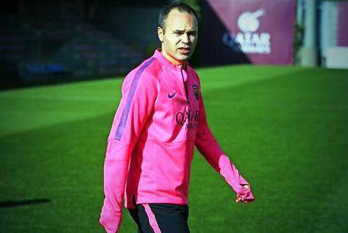 Андрес ИНЬЕСТА: «Пришлось показать свой лучший футбол»