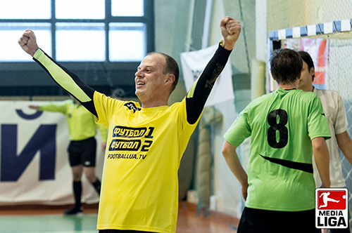 КМЛ-2014: Виктор Вацко спасает ТК Футбол от поражения