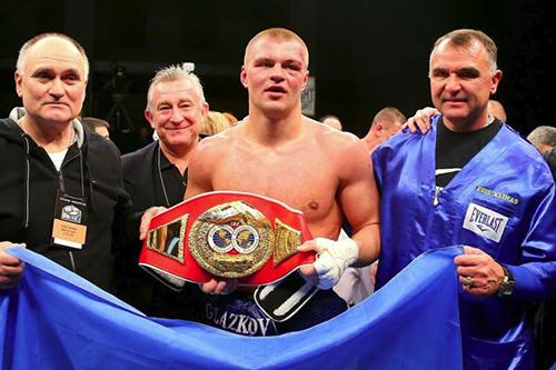 Вячеслав ГЛАЗКОВ: «Могу стать  претендентом на бой с Кличко»