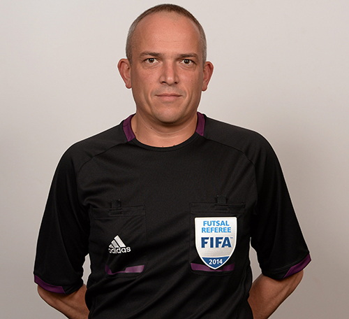 Олег Иванов включен УЕФА в элитгруппу арбитров на 2015 год