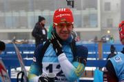 Виталий Кильчицкий побеждает в индивидуальной гонке