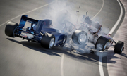Формула 1: аварии сезона 2014