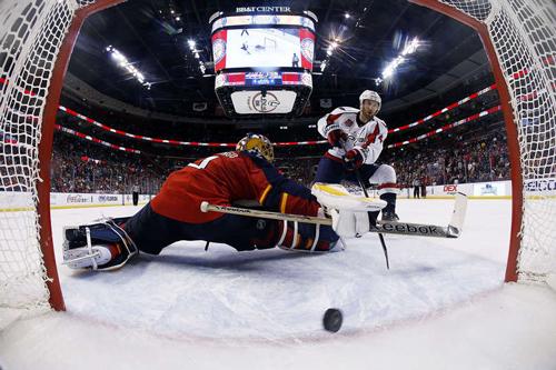 НХЛ. Рекордная серия Флориды и Вашингтона. Матчи вторника