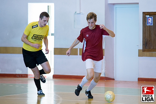 КМЛ-2014: ТК Футбол сильнее СТБ