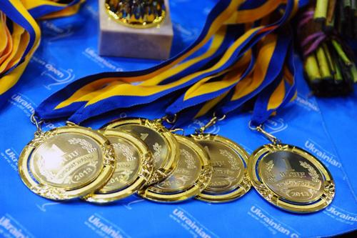 Киев примет чемпионат Украины по фигурному катанию