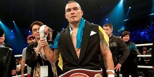 Усик, Глазков, Постол, Кучер и Редкач - в новом рейтинге WBC