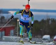 Валя Семеренко завоевала бронзу в гонке преследования!