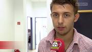 Владлен Юрченко может продолжить карьеру в Рапиде