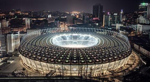 НСК Олимпийский могут отключить от электричества