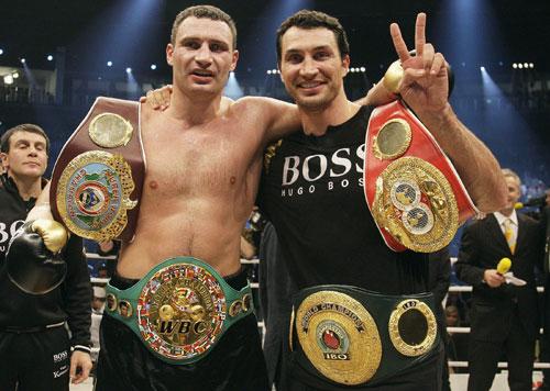 ХОЛИФИЛД: «Братья Кличко были бы успешны и в мои времена»