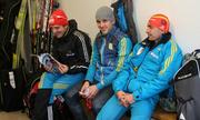 Расписание чемпионата Украины по биатлону