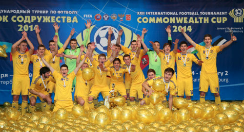 Вместо Украины на Кубке Содружества сыграет сборная ЮАР