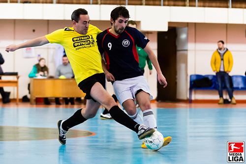 КМЛ-2014: ТК Футбол громит 112 Украина и выходит в финал
