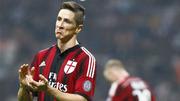 Черчи продолжит карьеру в Милане, Торрес - в Атлетико