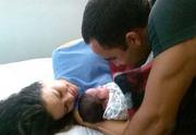 Исмаили стал отцом
