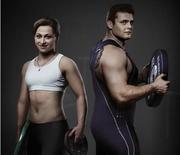 Украинские тяжелоатлеты снялись в откровенной фотосессии