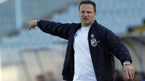 Младен Додич возглавил молодежную сборную Сербии