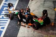Force India покажет новый болид в конце января