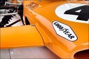 McLaren может вернуться к оранжевой раскраске