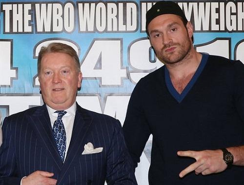 Фрэнк УОРРЕН: «Кличко могут лишить титула WBO»