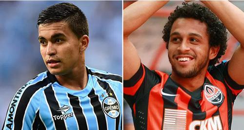 Сан-Паулу хочет выкупить Дуду и Веллингтона Нема
