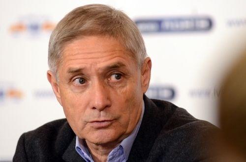 Ярослав Грисьо выдвинут кандидатом на пост главы ФФУ