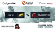 Полуфинал D2CL: Natus Vincere против Team Empire