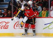НХЛ. Обескровленный Калгари обыграл Нэшвилл. Матчи пятницы