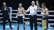 Денис ЛАЗАРЕВ: «На ринге - я воин»