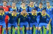 Украина сохранила 25-ю строчку в рейтинге FIFA