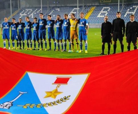 СКЧФ Севастополь распустил команду
