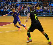 Видеофутзал: обзоры матчей Испания – Украина