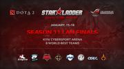 Не пропустите LAN-финалы StarLadder!
