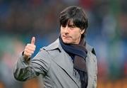 Йоахим Лев признан тренером года по версии ФИФА