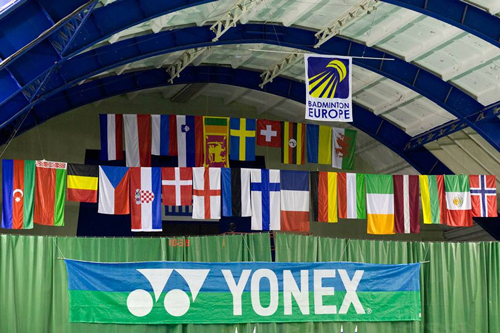Украинки завоевали 2 бронзы Кубка Европы по бадминтону