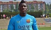 Вратарь юношеской команды Барселоны переходит в Аякс