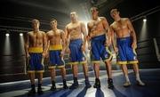 Состав пар матча «Украинские атаманы» - «Мексиканские воины»