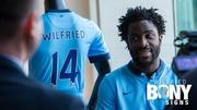 Вильфрид БОНИ: «Моя задача в Манчестер Сити – забивать голы»
