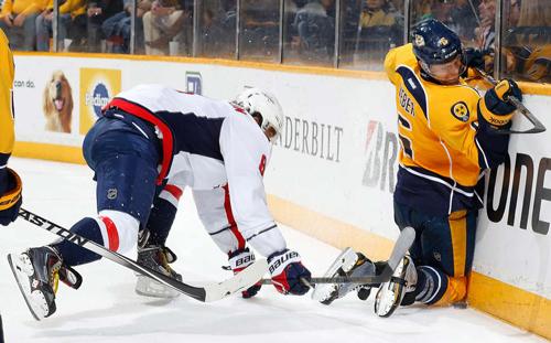 НХЛ. Брызгалов снова побеждает с Анахаймом. Матчи пятницы