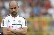 Бавария пока не будет продлевать контракт с Гвардиолой