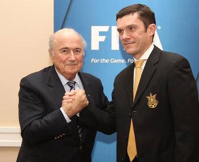 Сергей Харченко стал кандидатом на пост президента ФФУ
