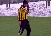 Футболист Энергии дисквалифицирован за разговоры по телефону