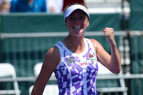 Australian Open. Свитолина пробивается в третий раунд