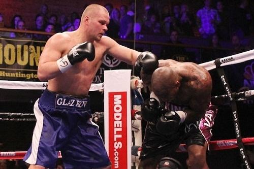 ГЛАЗКОВ: «В США доказываем, что украинские боксеры лучшие»