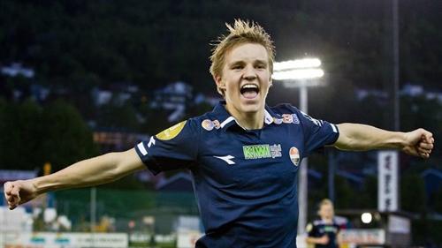 Реал подписал 16-летнего норвежского вундеркинда