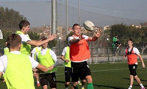 Карпаты в Турции: трус не играет в регби