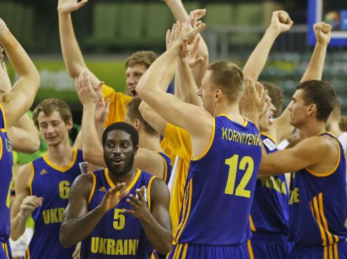 Стало известно время начала матчей Евробаскета-2015