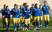 Украина сыграет с Тунисом или одной из европейских сборных