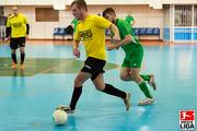 КМЛ-2014: хет-трик Вацко - крупная победа ТК Футбол